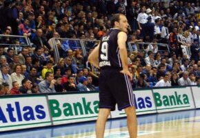 12 Budućnost – Partizan