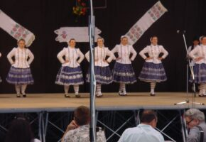 10 Smotra folklornih drustava-22.06.2001